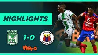 Nacional vs. Pasto (Gol y Highlights) | Liga BetPlay Dimayor 2020 | Fecha 18