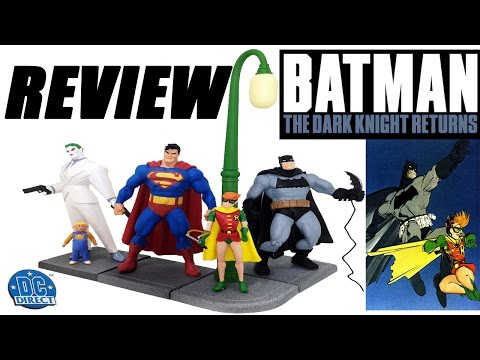 The Dark Knight Returns - DC Direct [Review]