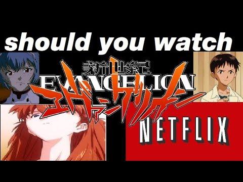 Should You Watch Evangelion On Netflix