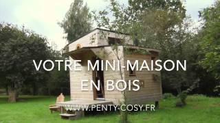 Votre petite maison en bois sur roues : un fabricant de tiny houses en Bretagne