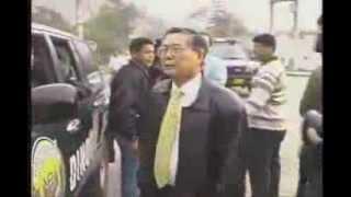 La persecución de Fujimori a Montesinos