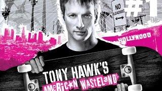 """Tony Hawk`s American WasteLand:#1 """"Iniciando La Aventura"""" en español by Tutoriales Jose"""