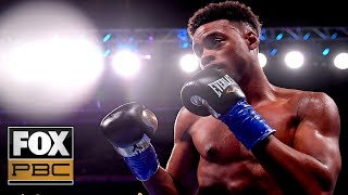 Errol Spence Jr.: 'Me and Terence, we gonna get in there and try and kill each other' | PBC ON FOX