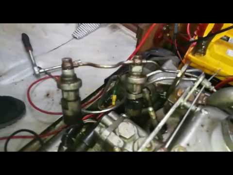 Yanmar diesel problem!