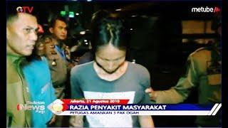 Petugas Amankan 3 Pak Ogah dan Sita Miras Ilegal di Duren Sawit - BIP 22/08