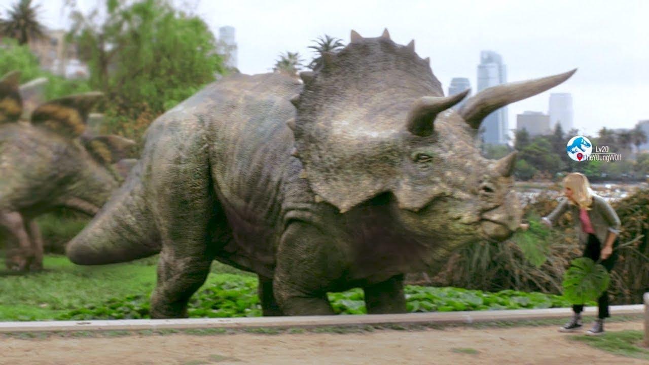 Panini-Jurassic World Movie 2-mapa 125