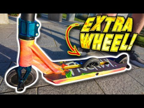 IMPOSSIBLE TO RIDE 3-WHEELED PRO SCOOTER TRICKS