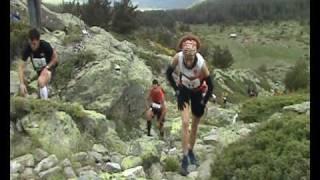 Kilometro Vertical Peñalara Campeonato de España de Carreras Verticales por Montaña