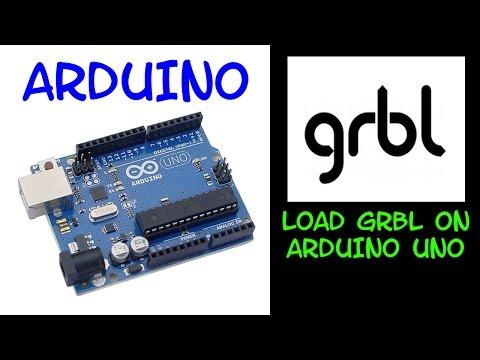 ARDUINO: GRBL Installation