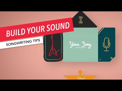 Use Reference Tracks to Build Your Own Sound | Songwriting | Tips & Tricks | Beginner