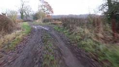 Green Lanes in a Dacia Duster - Wood Lane, Norton-Juxta-Twycross, Leicestershire