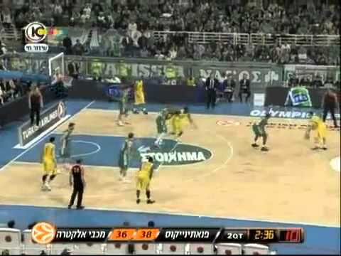Panathinaikos - Maccabi Tel Aviv (Euroleague, Playoff game 2)