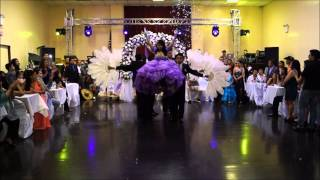 Baile sorpresa de Jennifer Gomez (Bachata y Salsa)