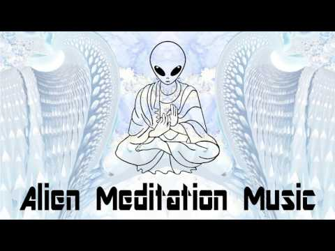 Best Meditation Music For Aliens - A Tidal Wave of Consciousness