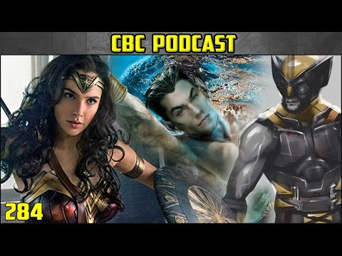 CBC - Namor TV Series, X-Men TV/Film Talk, Wolverine's Suit, Wonder Woman Entire Plot Leak