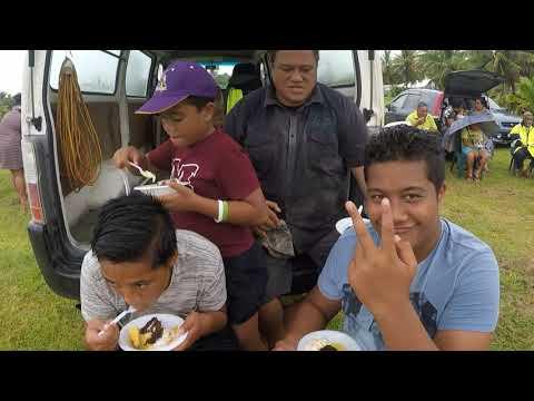Thanks Giving in Niue - Fakaue Tau @NiueanSnake