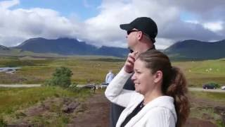 Scottish Highlands Adventure - Bridge of Orchy To Glenfinnan via Glen Etive/Glen Coe [UHD/4K]