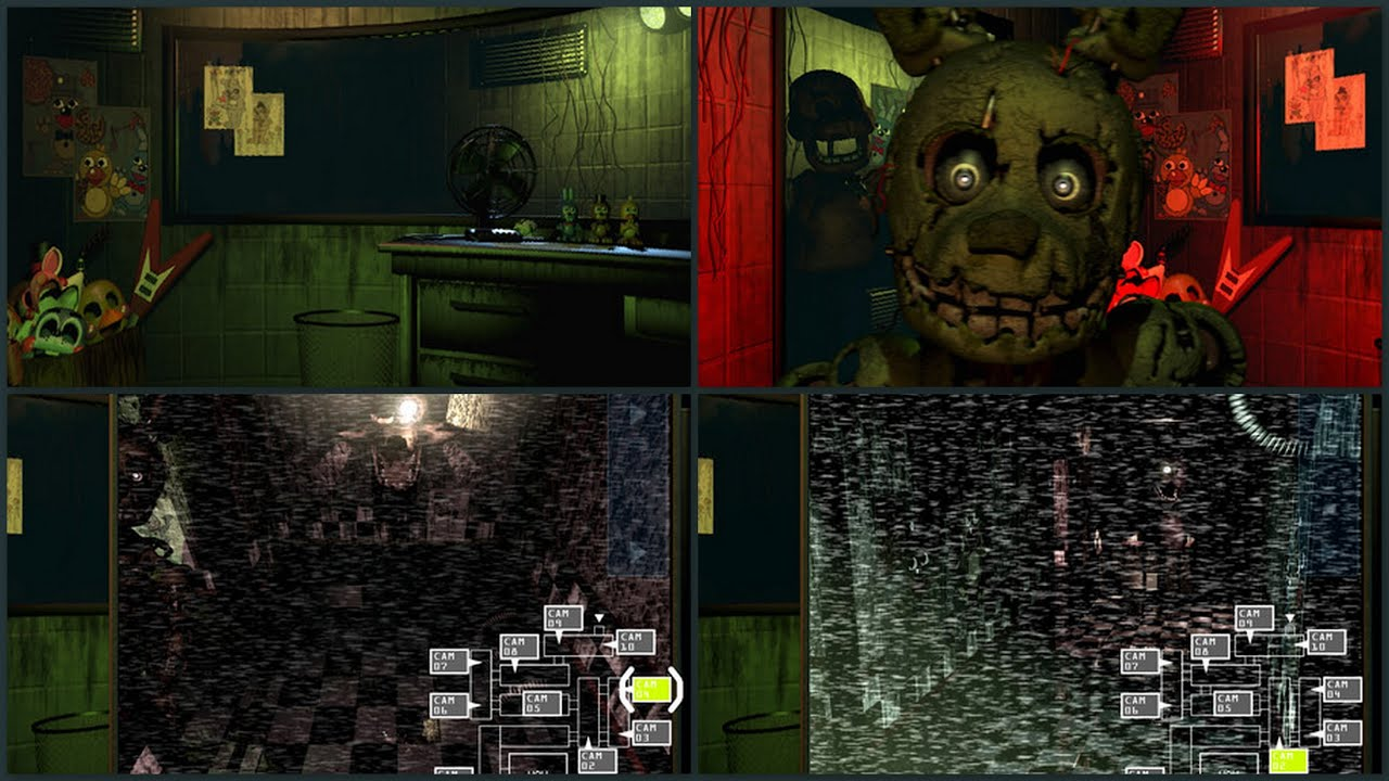 Five nights at freddy s 3 download free fnaf 3 pc full game