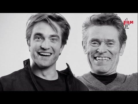 Robert Pattinson & Willem Dafoe Talk The Lighthouse   Film4 Interview Special