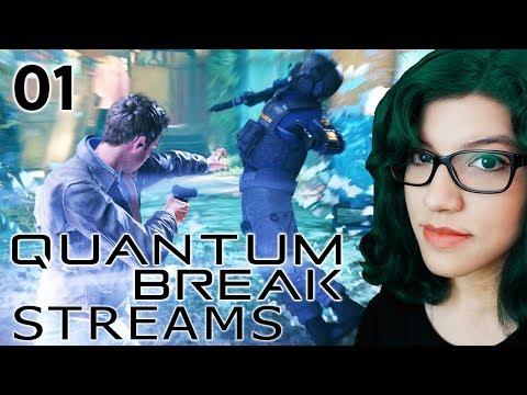 ~ENG/SPA~ [Blind] Time manipulation? :O | Quantum Break 1 ~