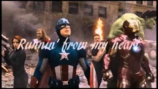The Avengers AMV Runnin'