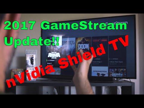 nVidia Shield TV | July 2017 GameStream Update