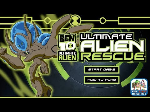 Ben 10: Ultimate Alien Rescue - It's Up To Ben Tennyson To Save The Aliens (CN Games)