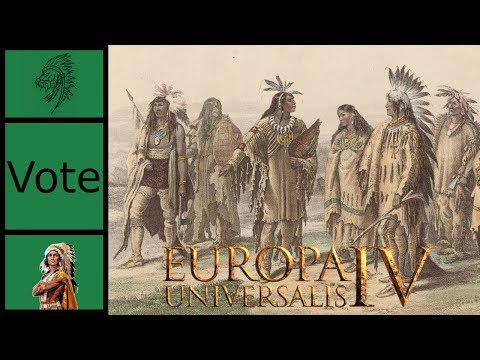 Converted EU4 - Iroquois - Vote |
