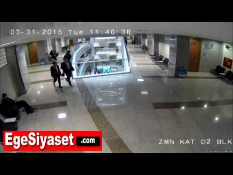 Savcıyı Vuranların Adliyeye Giriş Görüntüleri