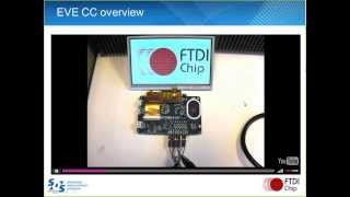 sos webinar program your displays in a split second with ftdi eve ft800