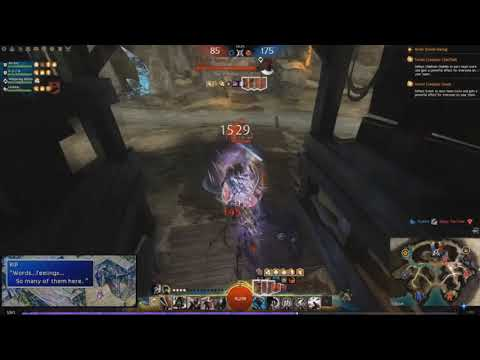 Sword Dagger Thief AT Commentary - Coordination - Guild Wars 2 PvP thumbnail