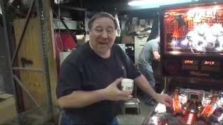 Williams FIRE! Pinball Machine and a STRIKEMASTER Shuffle Alley! TNT Amusements