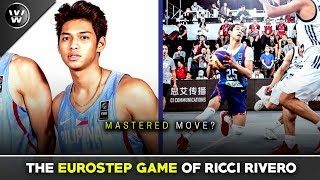 The Truth about Ricci Rivero's Favorite Moves