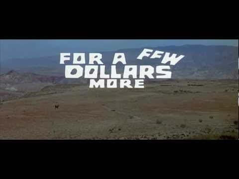 For a Few Dollars More (1965) title sequence