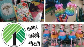 DOLLAR TREE * COME WITH ME 6-24-19