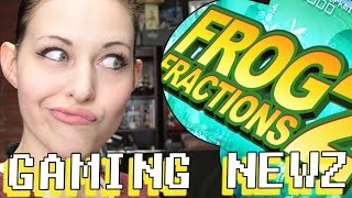 Frog Fractions ARG SOLVED!  | GAMING NEWZ