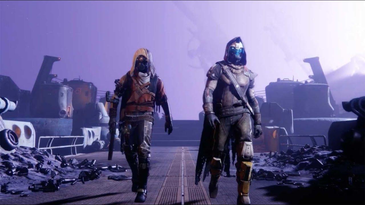 Destiny 2 ➤ Прохождение #25 ➤ Титан ➤ Утопия и В петле
