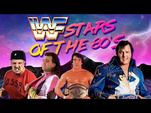 WWF Stars of The 80's: Where Are They Now?