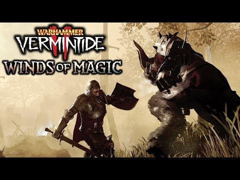 Vermintide 2 WINDS OF MAGIC DLC - Beastmen, Weaves, New Content and Information