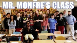 A Visit to Mr. Monfre's Class | Idea Channel | PBS Digital Studios