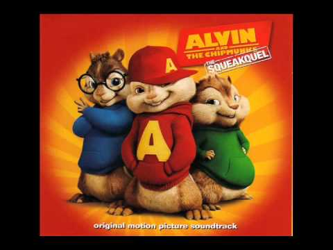 You Spin Me Round Like A Record - Alvin and the Chipmunks-The Squeakquel.