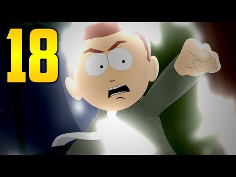 "South Park: The Fractured But Whole Walkthrough - Part 18 ""GROUNDED"" (Let's Play)"