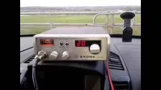 CB Radio in London England UK