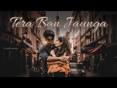 full-song:-tera-ban-jaunga-|-kabir-singh-|-music-video-|-look-production