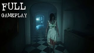 Infliction - Full Gameplay Playthrough (New Upcoming Horror Game 2018)
