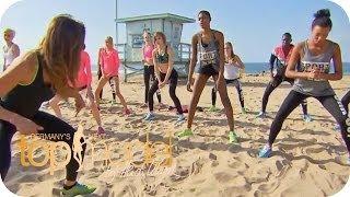 Sport? Nein Danke! | Germany's next Topmodel 2014 | ProSieben