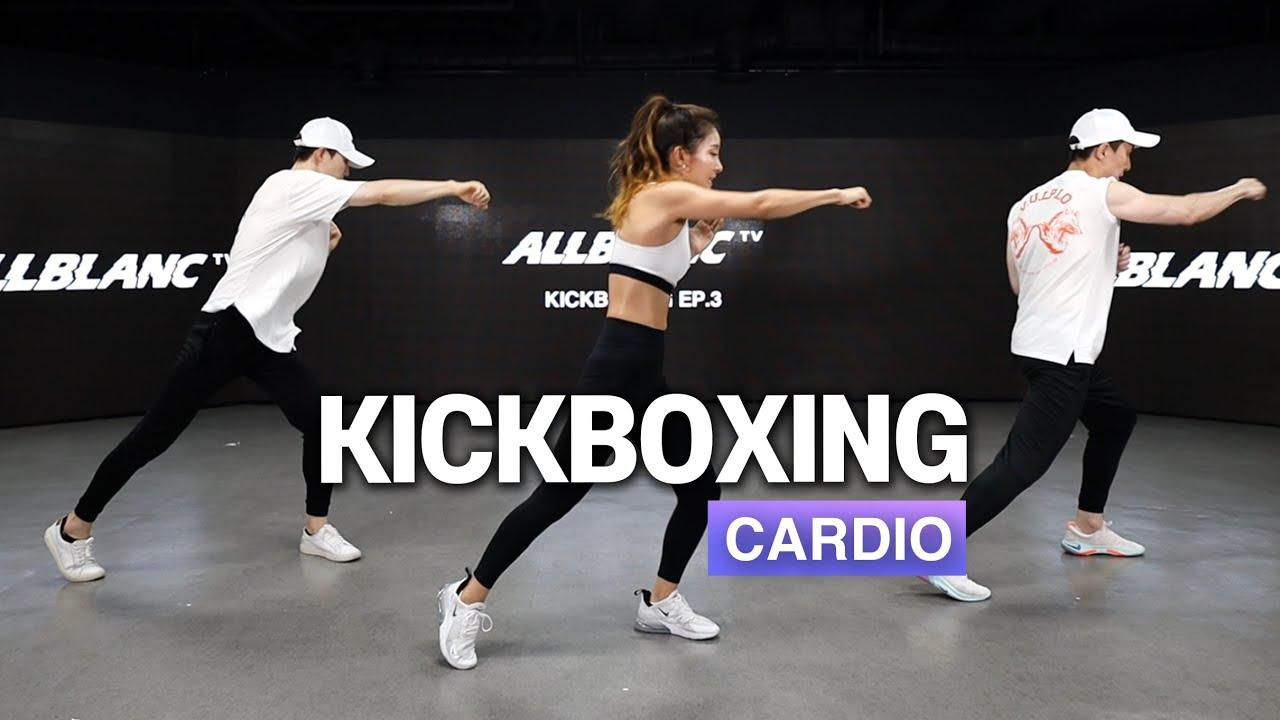 e.3 Fat Burning 🥊 KickBoxing 30min Cardio | 전신군살 킬러! 킥복싱 30분 유산소 운동