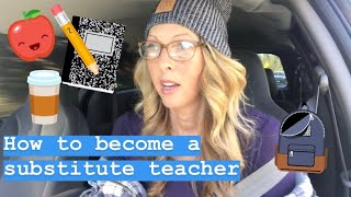 What it's Like to Substitute Teach (StoryTime)