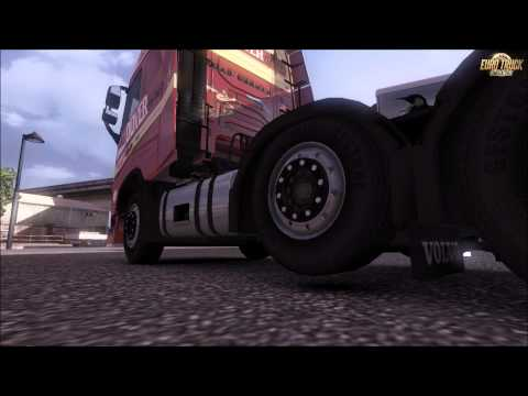ETS2 New Feature Lift Axles