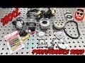 150cc Go Kart Engine Rebuild & Performance Upgrades